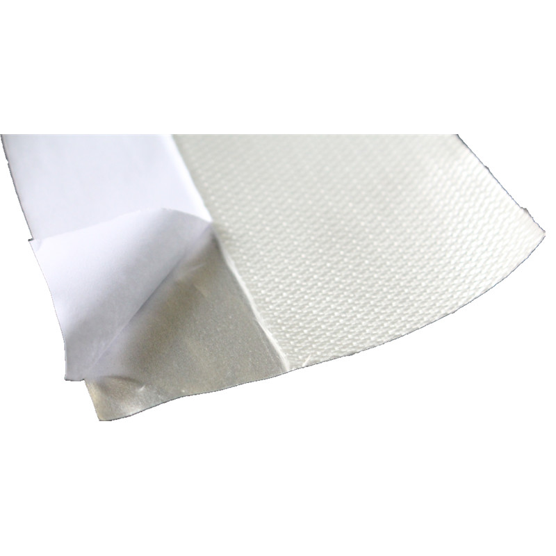 High Temperature, Heat Resistant & Radiant Heat Reflective Aluminum Coated Fiberglass Sleeve