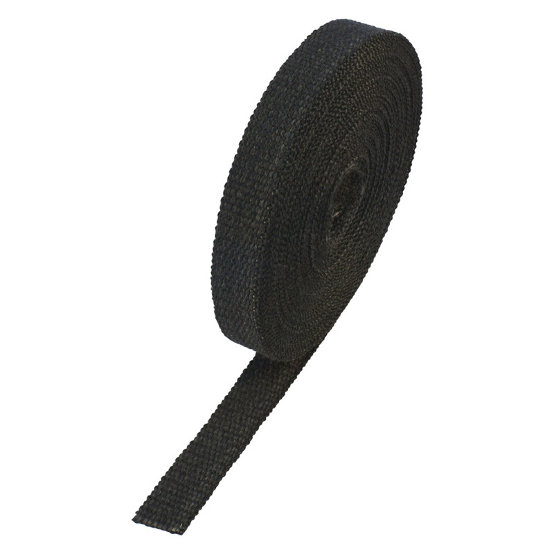 graphite black Exhaust Insulating Header Wrap