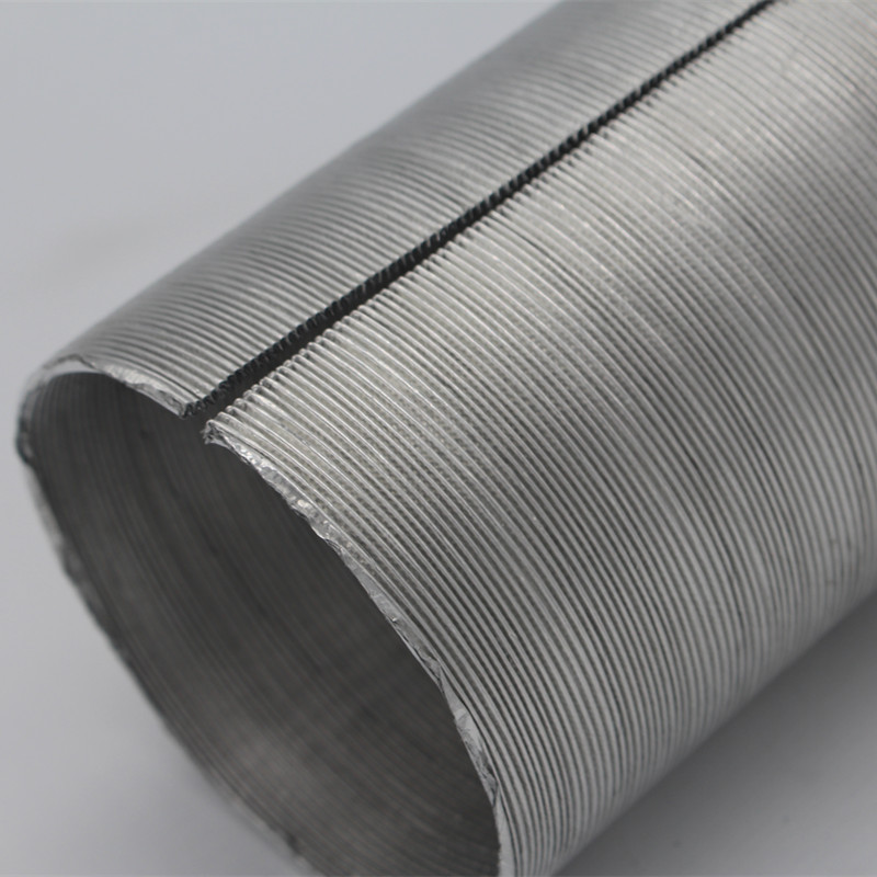 aluminum heat shield tube